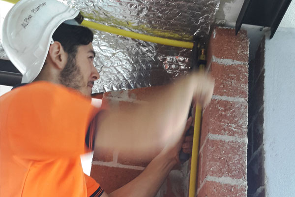 Industrial Maintenance, Industrial Gasfitting Services, Construction Plumbing Sydney